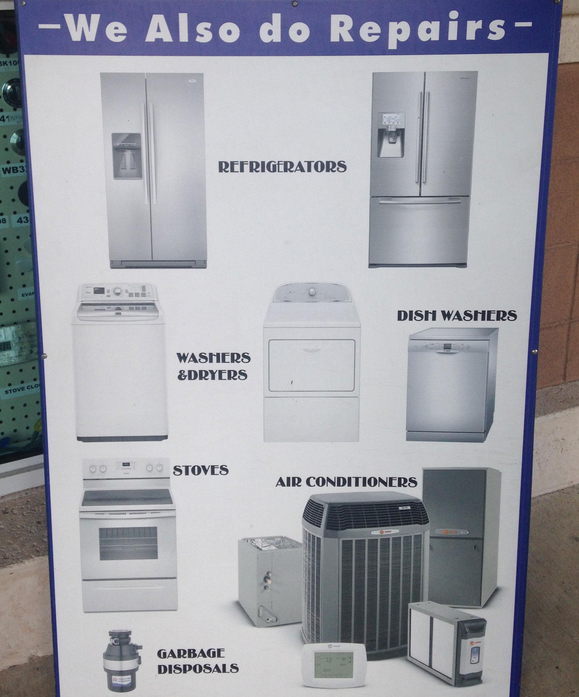 Freddyu0027s Appliance Parts U2013 14475 Miramar Parkway Miramar, FL ...